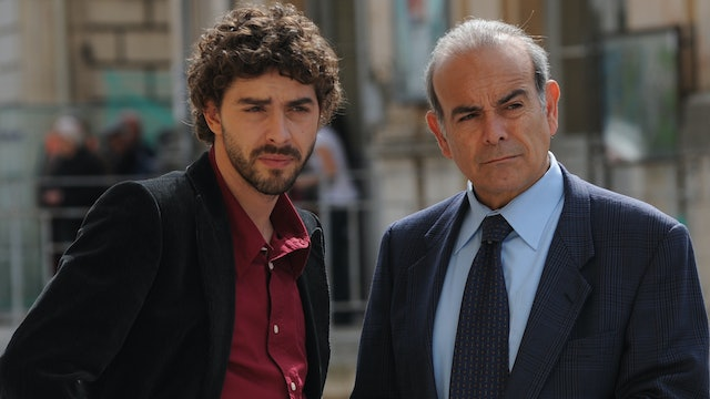 Young Montalbano: New Year's Eve (Sn 1 Ep 2)
