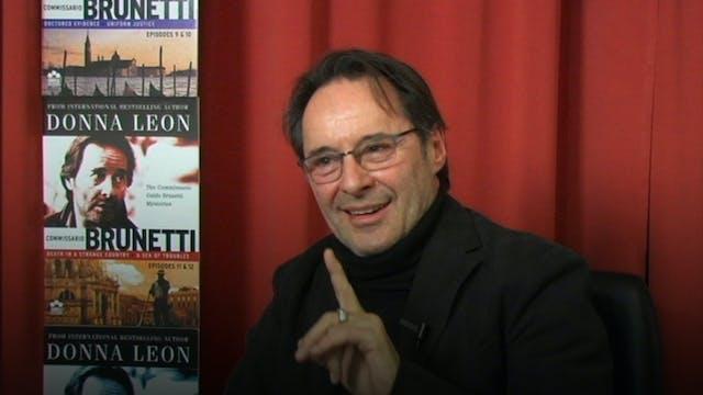 BONUS: Uwe Kockisch Interview
