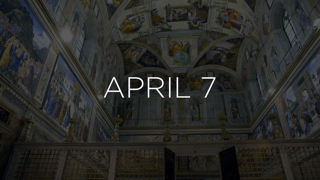 """Discovering the Vatican Museums - EP 101"" Available April 7"
