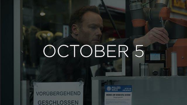 """Tatort: Streets of Berlin - EP 108"" ..."