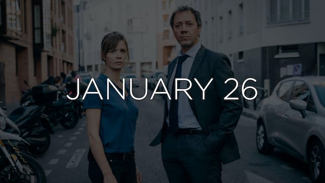"""""""Spiral - EP 807"""" Available January 26"""