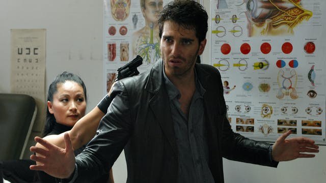 Inspector Coliandro: Chinese Revenge ...
