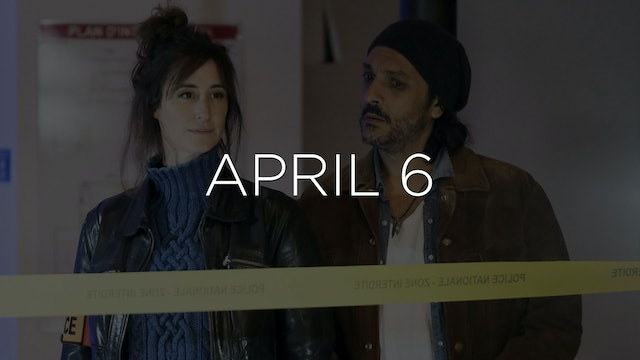 """""""Murder In... - EP 707"""" Available April 6"""