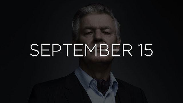 """Aber Bergen - EP 206"" Available September 15"