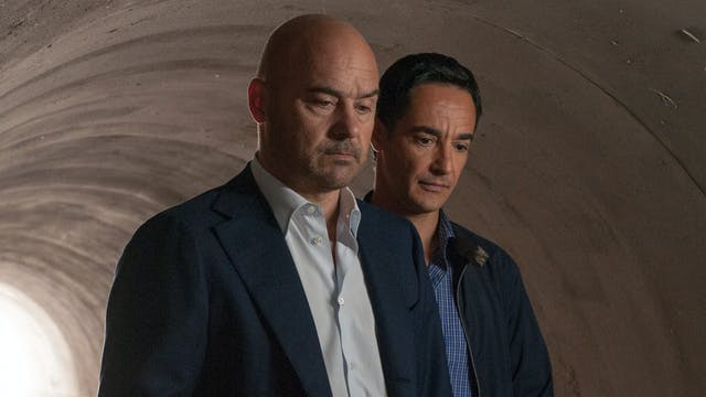 Montalbano: The Mud Pyramid (Ep 28)