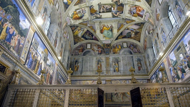 Discovering the Vatican Museums: The Sistine Chapel (Sn 1 Ep 1)