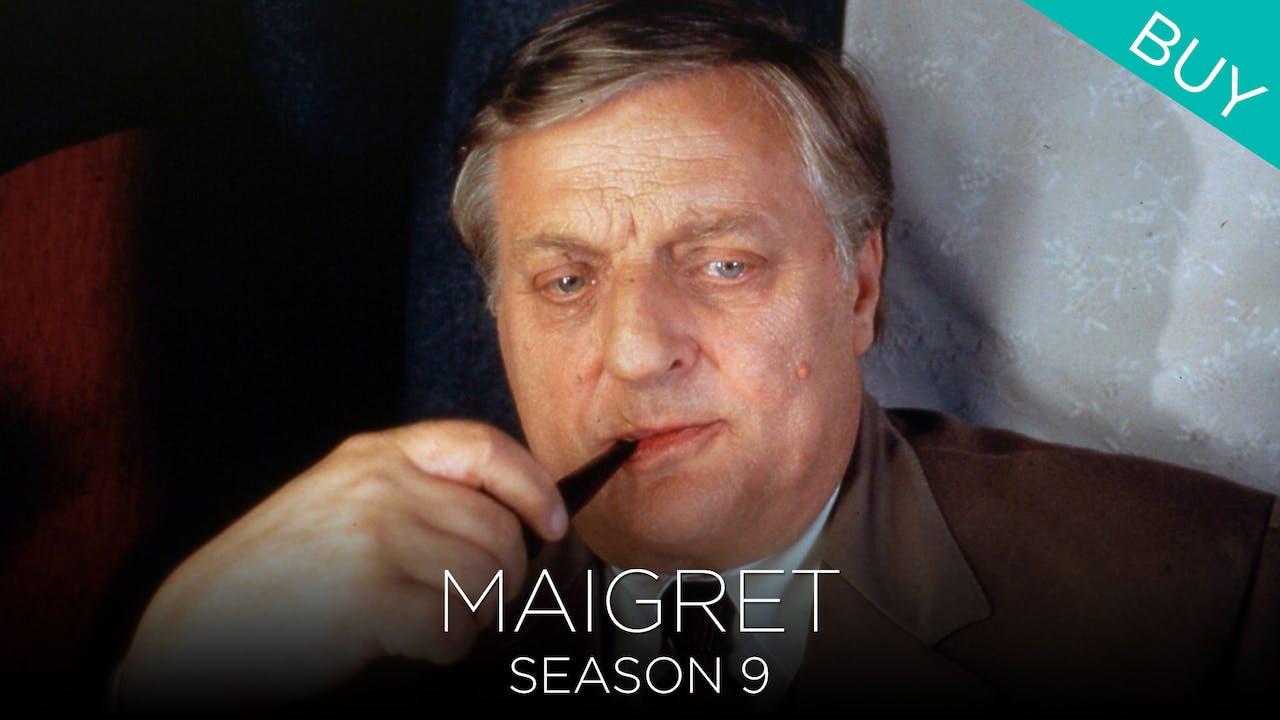 Maigret (Season 9)