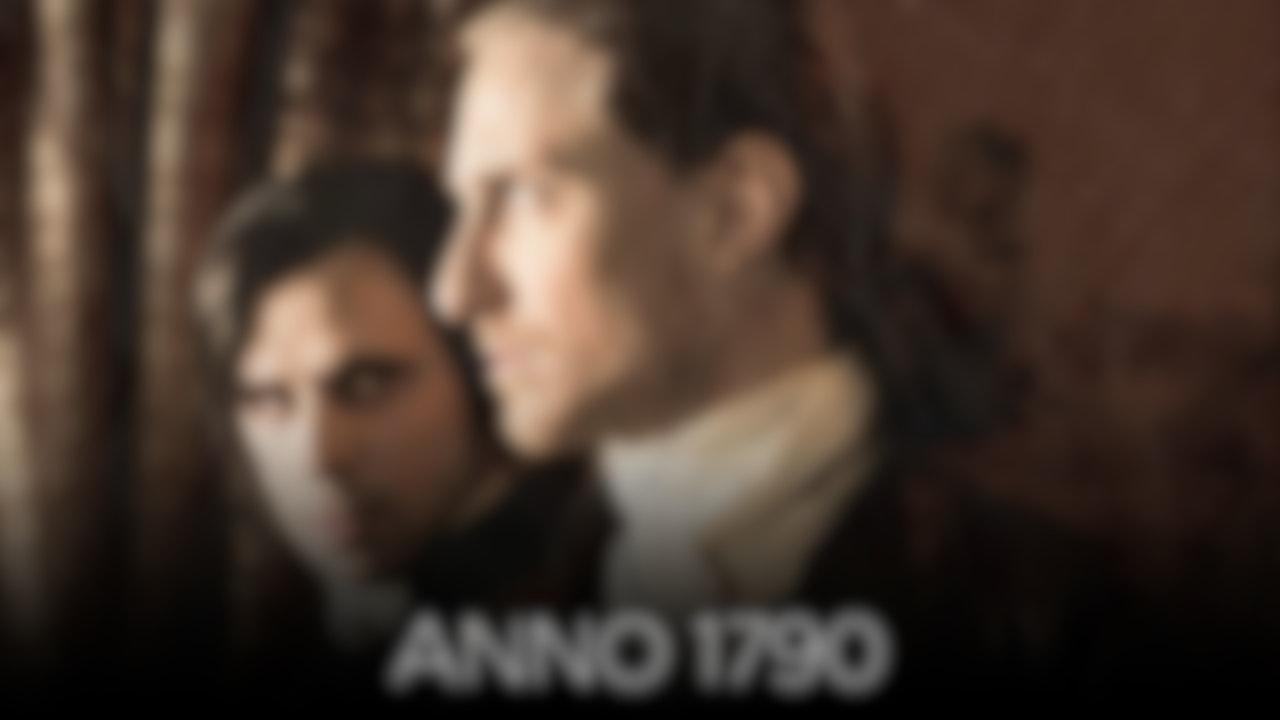 Anno 1790 Blurred