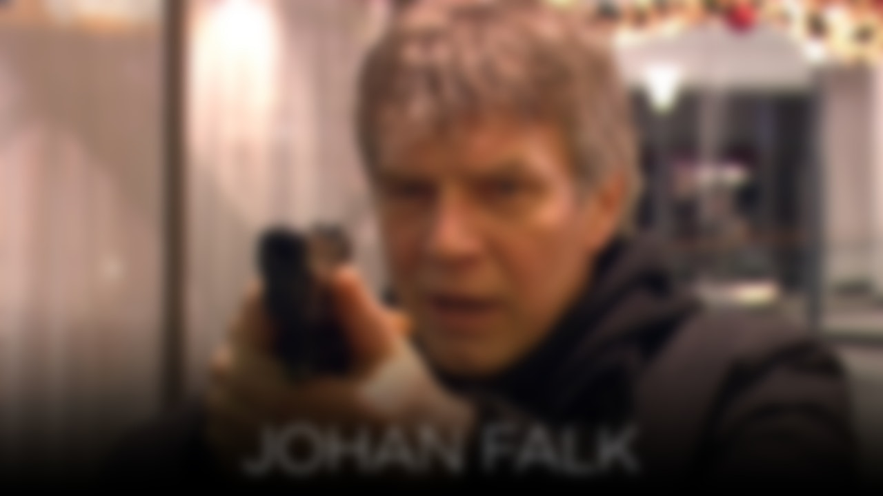 Johan Falk Blurred