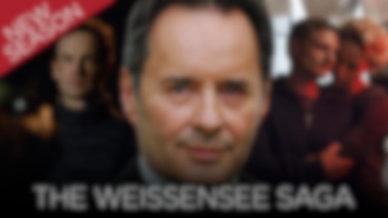 The Weissensee Saga Blurred