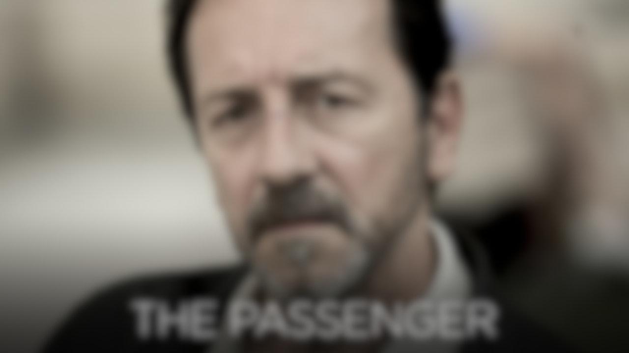 The Passenger Blurred