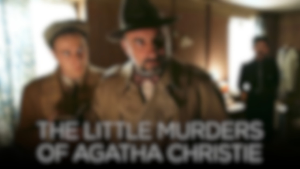 The Little Murders of Agatha Christie Blurred