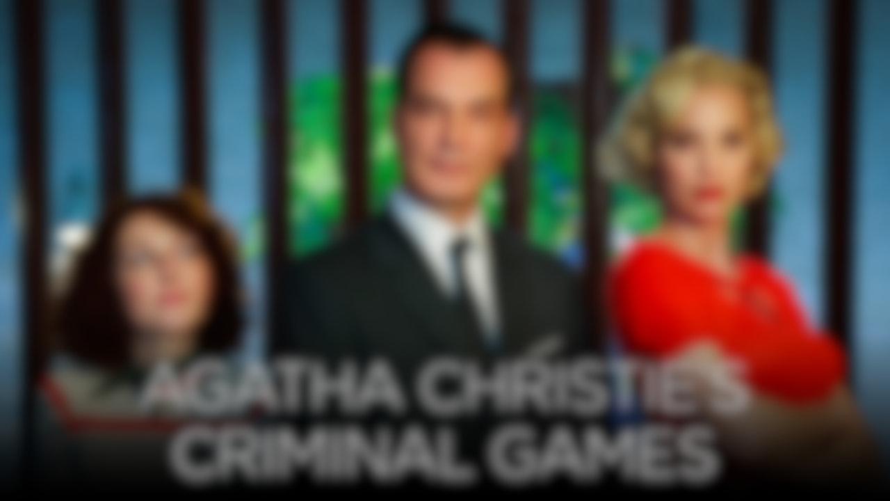 Agatha Christie's Criminal Games Blurred