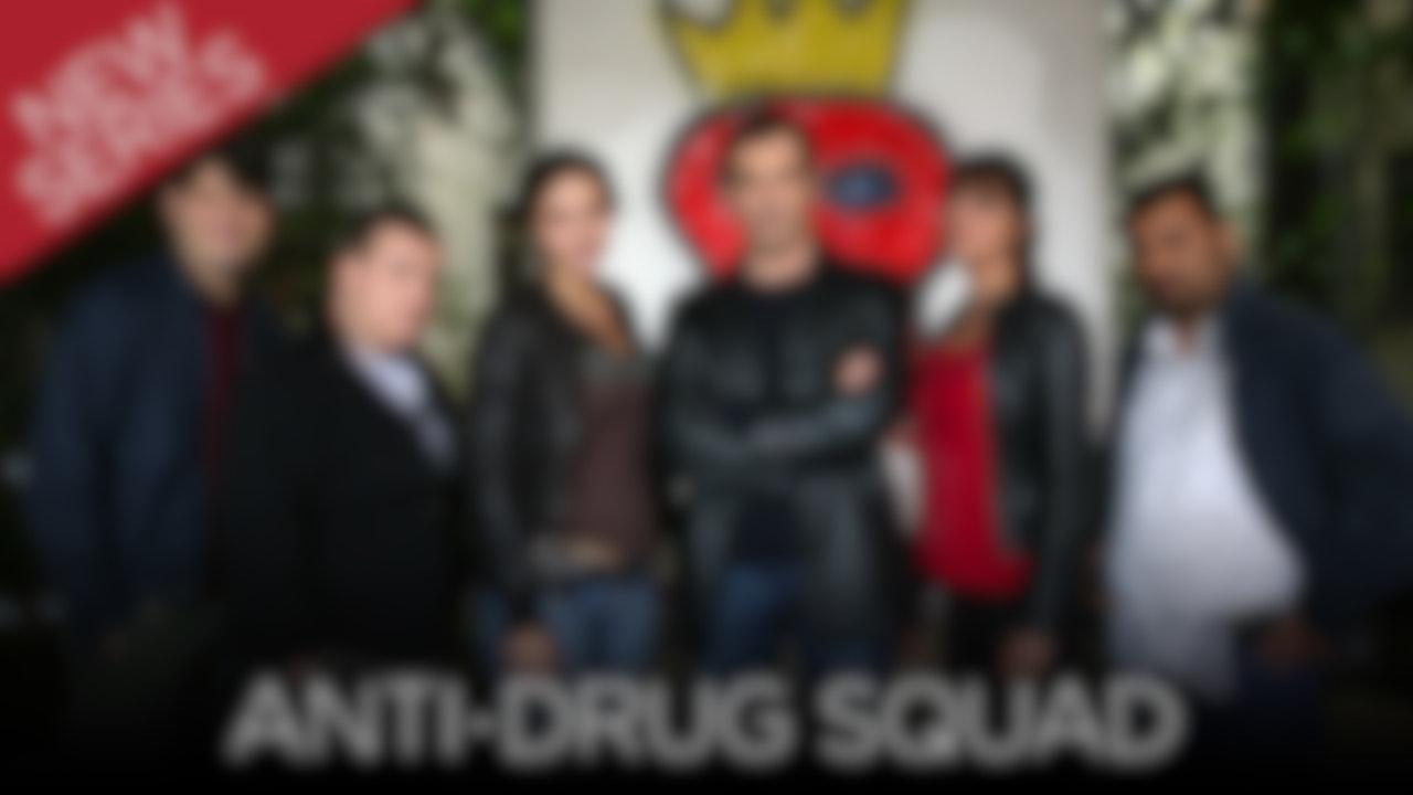 Anti-Drug Squad Blurred