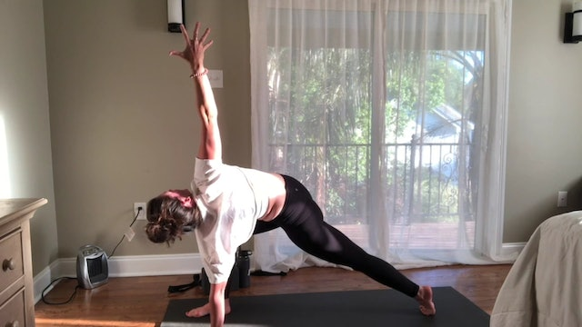 """POWER VINYASA (35 minutes) 