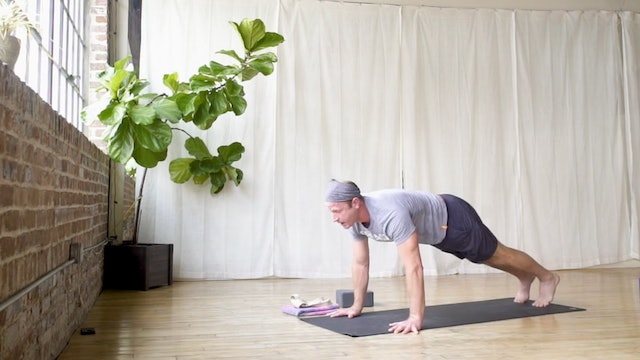 """POWER VINYASA (60 minutes) 