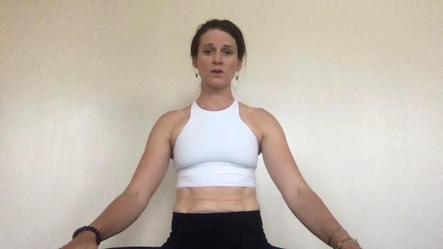 "MEDITATION (15 minutes) | Focus: ""Body Scan"""