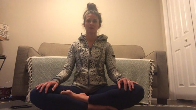 """MEDITATION (15 minutes) 
