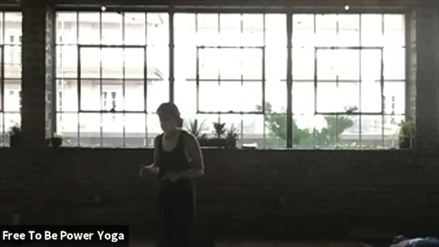 POWER VINYASA (75 minutes): All Levels with Janae (Live Stream September 4)