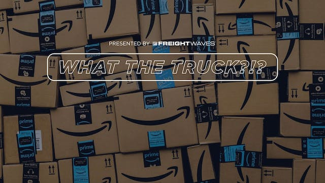 What the Truck?!? Amazon's shot at Fe...