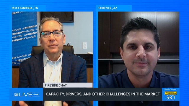 Capacity, drivers, and other challenges in the market