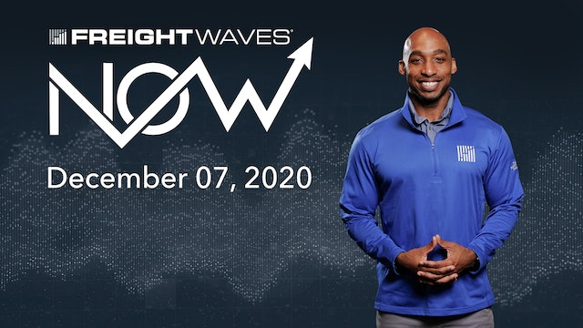 Calm before the storm - FreightWaves NOW
