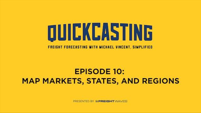 Map Markets, States, Regions - QuickC...