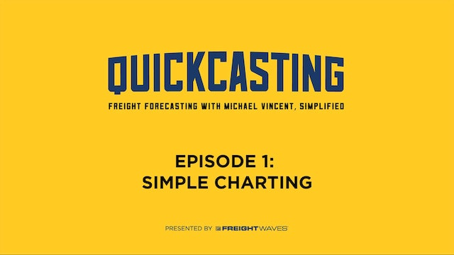 Simple charting - QuickCasting