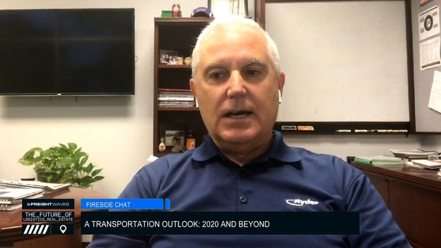 Current transportation landscape, look ahead to holiday season - Fireside Chat