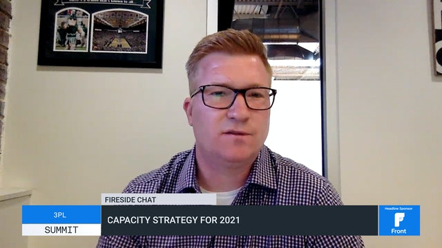 Capacity Strategy for 2021