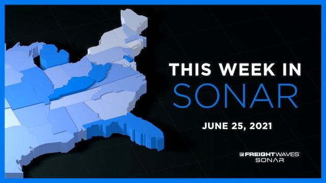 This week in SONAR: June 25, 2021
