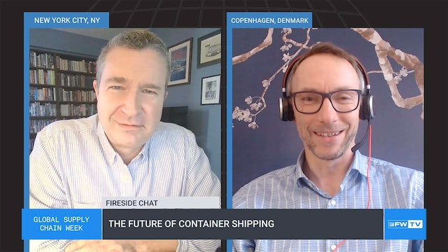 The future of container shipping