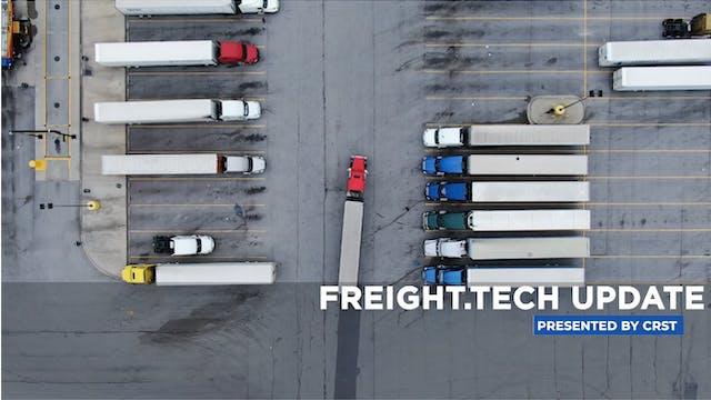 CRST Freight Tech Update