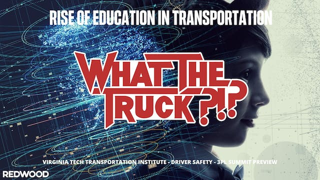 Rise of education in transportation -...