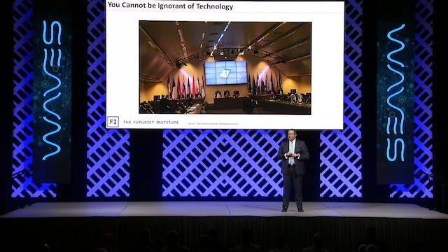 Transparency18 - Keynote: Jason Schenker