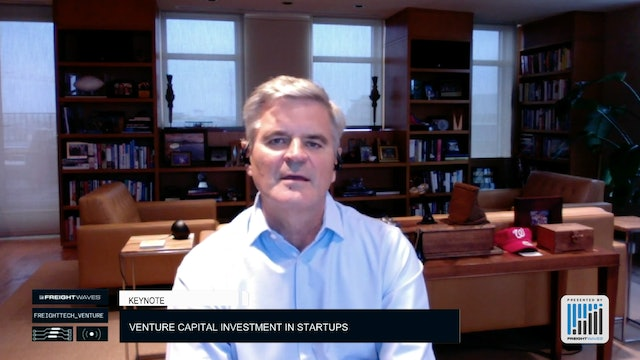 Keynote: Venture capital investment In startups
