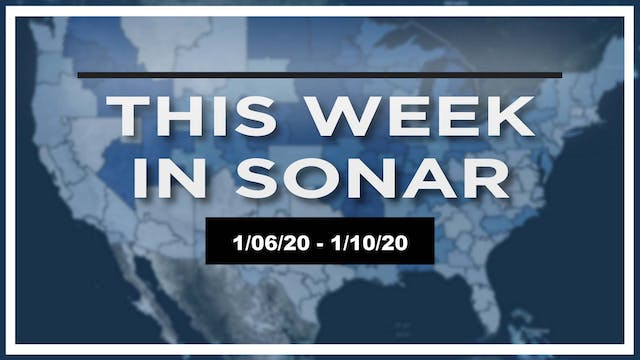 This Week in SONAR: January 10th, 2020