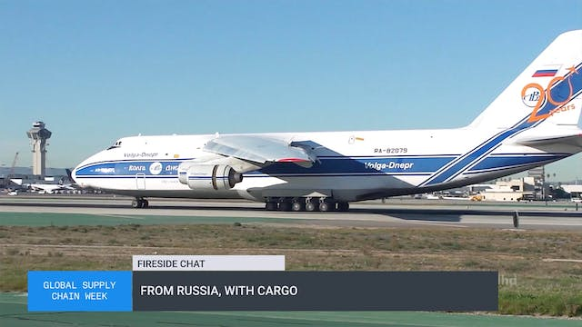 From Russia with cargo