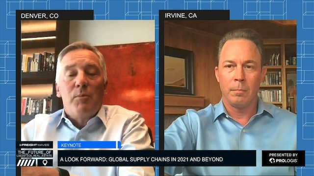 A Look Forward: Global Supply Chains in 2021 and Beyond - Keynote