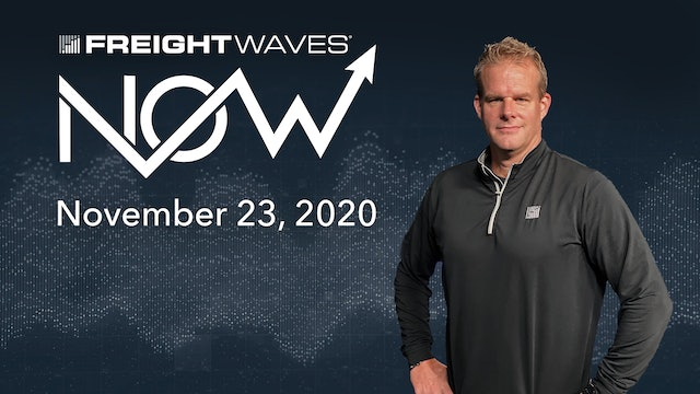 How tight can capacity get? - FreightWaves NOW