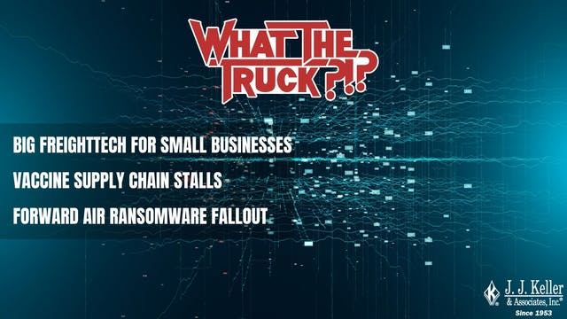 Big FreightTech for small businesses ...