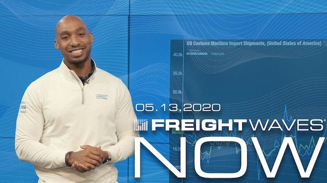 Blank sailings will be key indicator in coming weeks - FreightWaves NOW