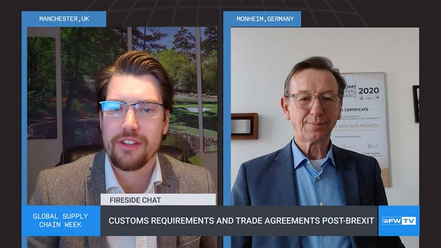 Customs requirements and trade agreem...