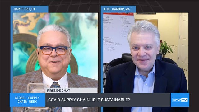 COVID supply chain; Is it sustainable?