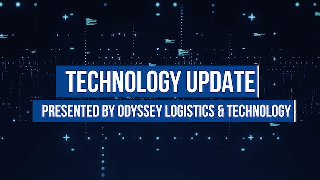 Technology Update presented by Odysse...