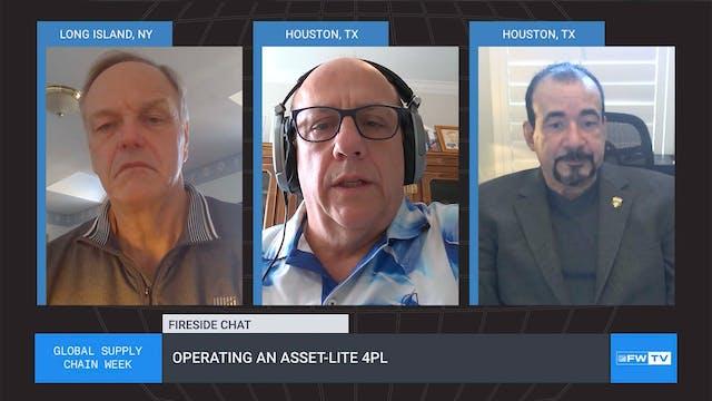 Operating an asset-light 4PL