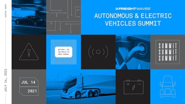 Autonomous & Electric Vehicles Summit