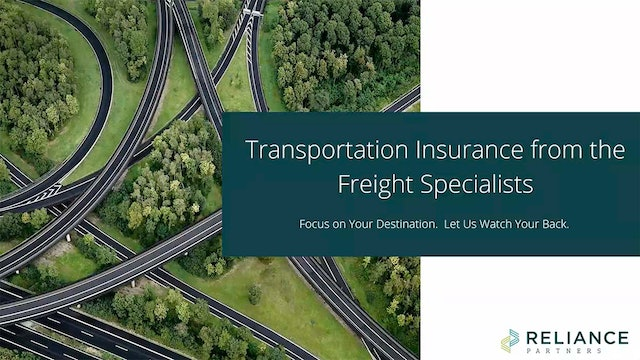 Achieve supply chain agility with nimble transportation and logistics insurance