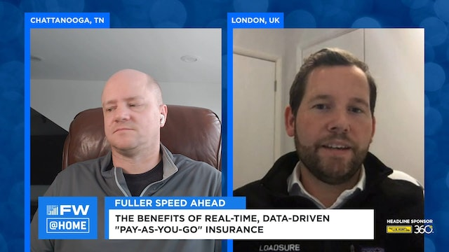 Loadsure CEO & Founder Johnny McCord - Fuller Speed Ahead