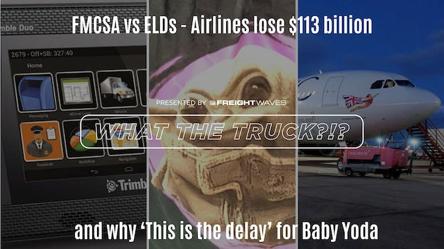 FMCSA vs ELDs, why 'This is the delay...